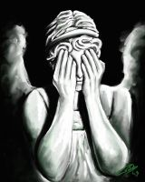 Weeping Angel by HunDrenus