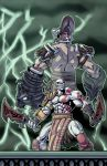 Demi-Gods of Thunder by Kyle-Fast