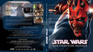 Star Wars - Episode 1 - The Phantom Menace by JamshedTreasurywala