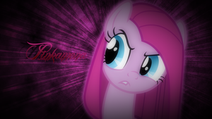 Pinkamena Wallpaper by ElectricHalo