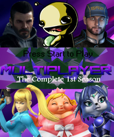Multiplayer DVD Cover by shadow0knight
