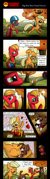 Big Mac Best Friend Forever by Dori-to