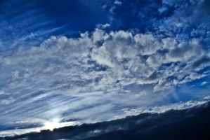 blue sky atmospheric VII by little-one-girl
