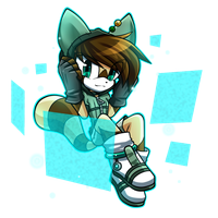 .::AT::. KIK! by WatermelonOwl