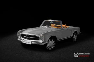 Mercedes-Benz W113 Pagode by DimitriBokowPhoto