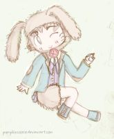 March Hare by PumpkinCoocie