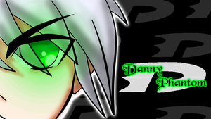 AR:Danny Phantom Wallpaper by Bloodregret