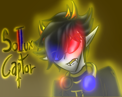 Sollux by ThreeInTheMornin