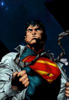 SUPERMAN by Mich974