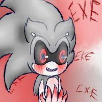 Sonic EXE by maramalsaied