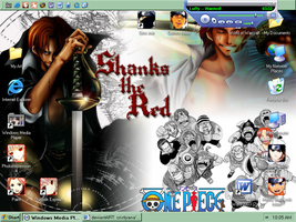 Shanks obsession by Cristiyana