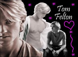 Tom Felton by Sefka10