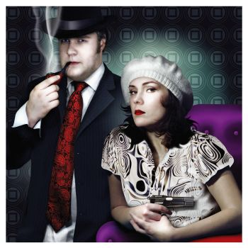 Bonnie and Clyde by sipsic