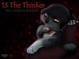 13 The Thinker by Creativepup702