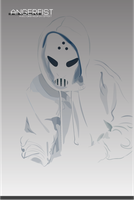 ANGERFIST - Vector by redfoxGfx