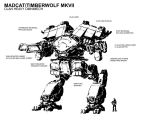 Madcat MK7 by MarcWasHere