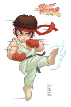Ryu by mitchellellis