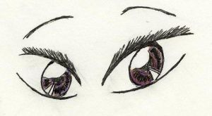 37. Eyes by Tessay