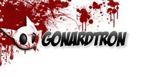 Gonardtron Logo Wallpaper by Gonardtron2