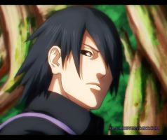 Naruto 700: Sasuke after timeskip by AR-UA