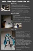 Action Figure Photography Tips by wbd