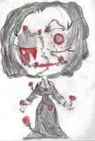 Roses of Death and Decay by AkaiChounokoe