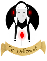 I'm Different. by Crescent-Mond