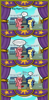 Pony Puppet Theater #2 Milking it to the Max by MangaMeister