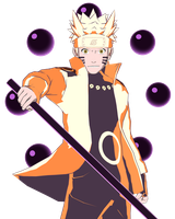 MMD Rikudou Naruto 2.1 DL by 495557939