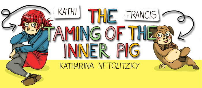 The Taming of the Inner Pig by Kaos-Felida
