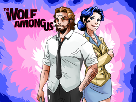 The Wolf Among Us! by DOL2006
