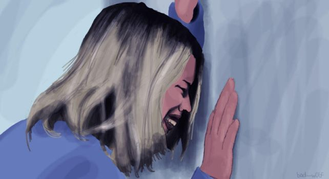 Rose Tyler, Doomsday by bad---w0lf