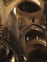 Inside The Cathedral Of Pisa 3 by ErinM2000