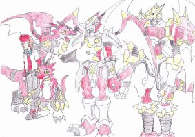 digimon new tamers by kuyak