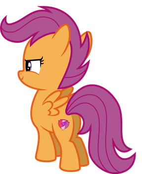 Scootaloo by Sikander-MLP