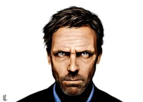Dr. House by TheRisingSoul