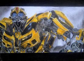 bumblebee by neilserias