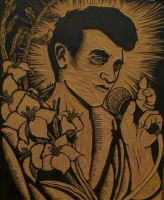 Saint Morrissey by levelup-anna