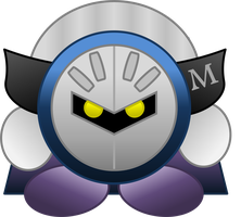 Meta Knight by Supersonix07
