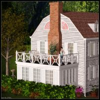 Summer House by kissmypixels