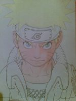 Naruto. by inarion7