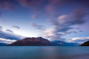 Smooth Wakatipu by chrisgin