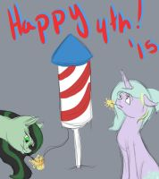 Happy fouth of july! by Laxmortaxbella