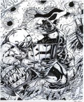 Juggernaut Inks - WAR - Egli by SurfTiki