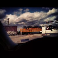 The Union Pacific by Cranberry413