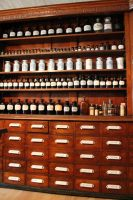 Old pharmacy 05 by Caltha-stock