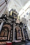 Beautiful Inside of Brugge Cathedral by Rea-the-squirrel