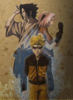 Team 7 Redux by soaro