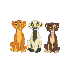 Cub adopts by digimonfrontier77