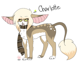 Charlotte Ref by sar-donyx
